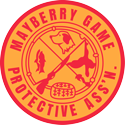 Mayberry Game Protective Association Logo